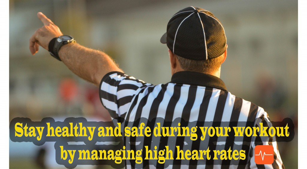 Stay healthy and safe during your workout by managing high heart ratesMiHR