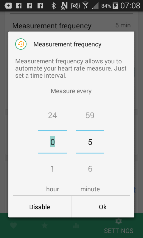 How to get heart rate data from Xiaomi Mi Band 2/ Mi Band 1s